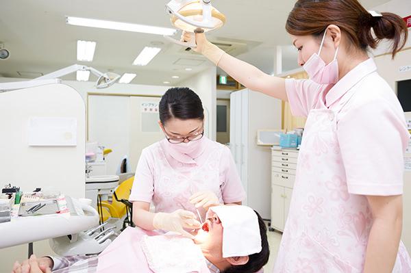 顎関節症の治療方法