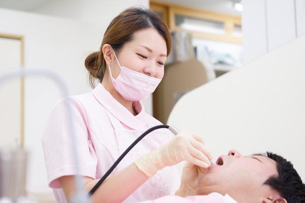 子供のむし歯を治したい